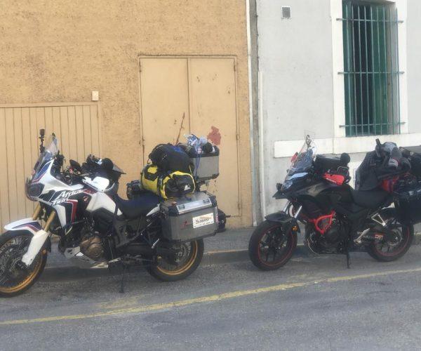 Valencia- Jaca 457 km