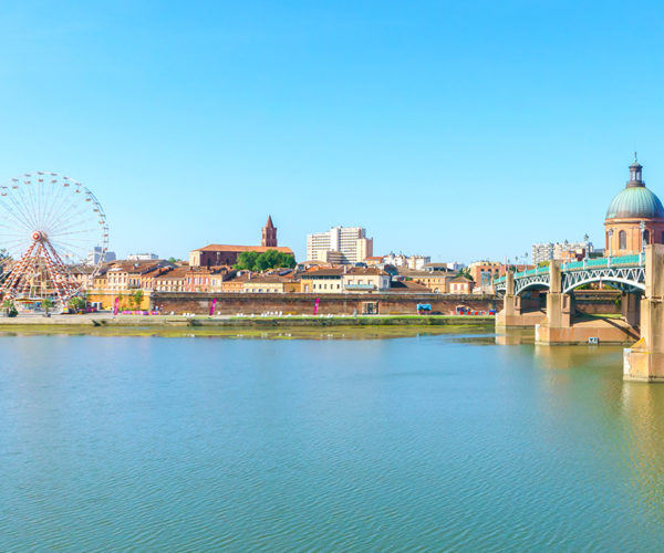 Mezeres-Toulouse 64 km